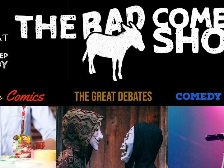 The Bad A** Comedy Show
