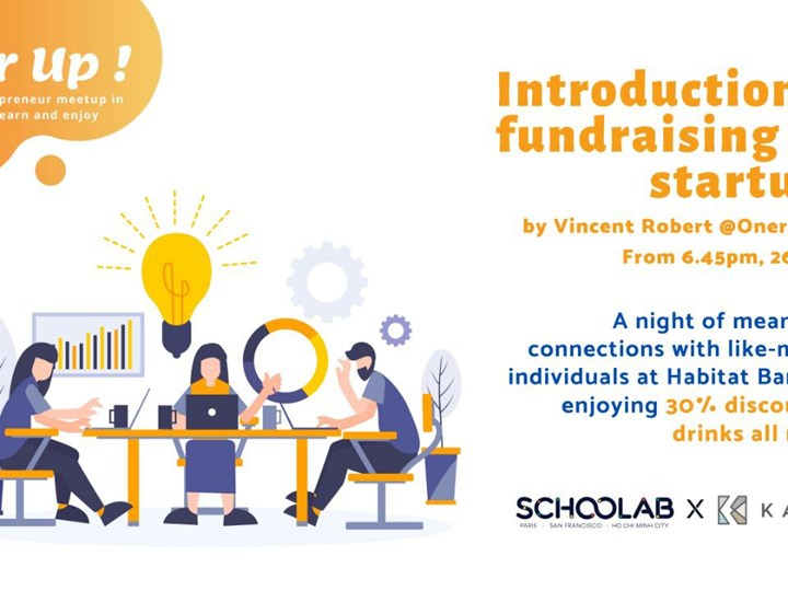 Beer Up : Intro to Fundraising for Startups