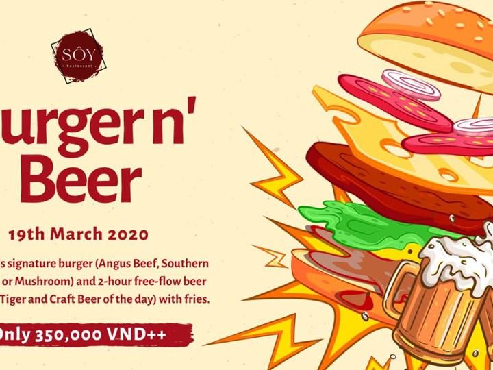 Burger n' Beer